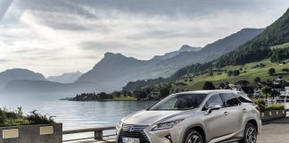 Lexus RX L Hybrid 2018