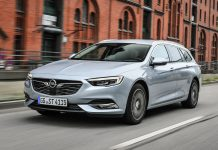 Opel Sports Tourer 2018