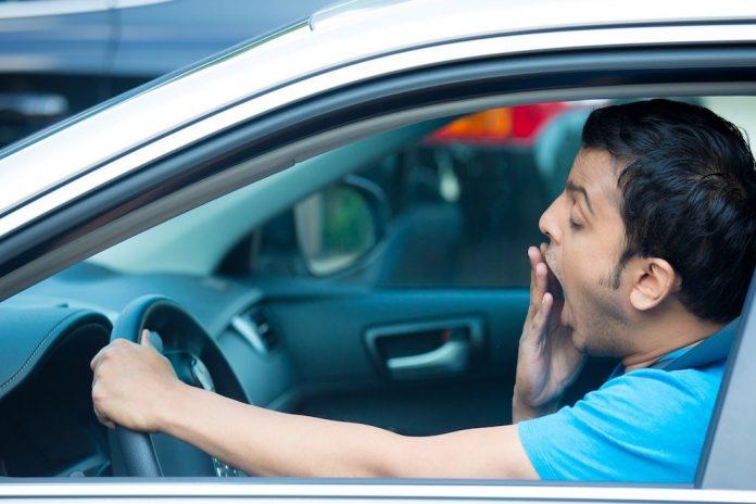 Colpi di sonno in auto