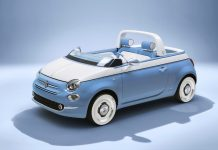 Fiat Spiaggina '58