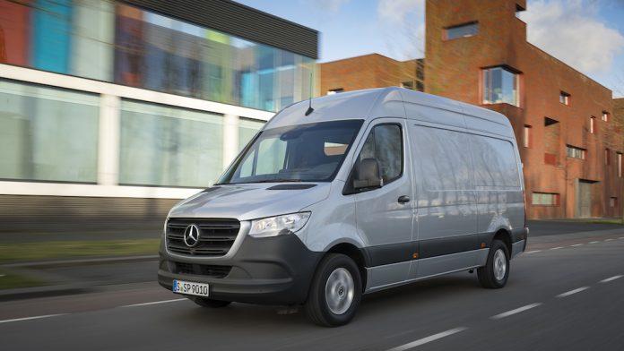 Mercedes Sprinter 2018