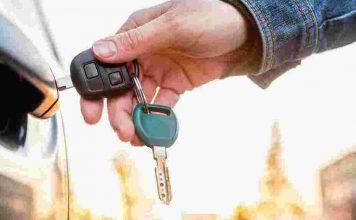 Vendere macchina usata