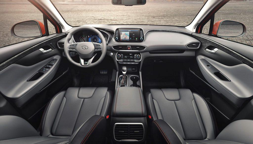 Nuova Hyundai Santa Fe 2