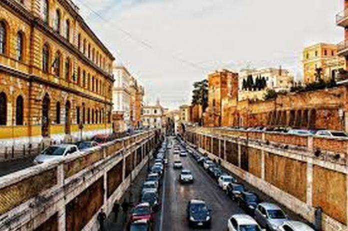 roma pedaggio auto