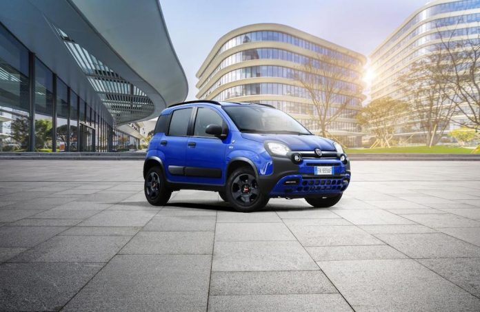 Fiat Panda Waze 2018