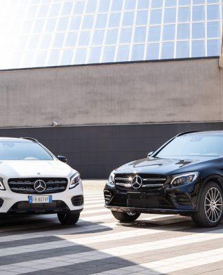Mercedes-Benz Night Edition 2018