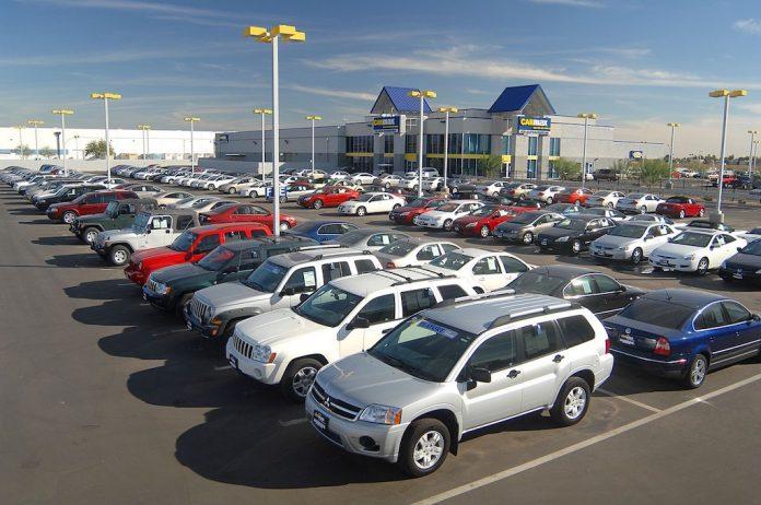 Siti di vendita auto usate
