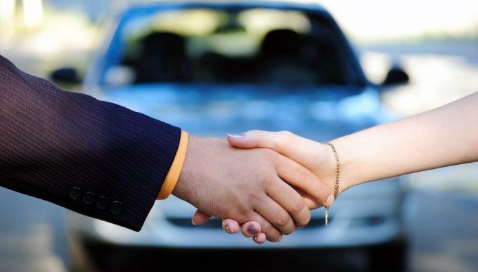 Vendita di auto