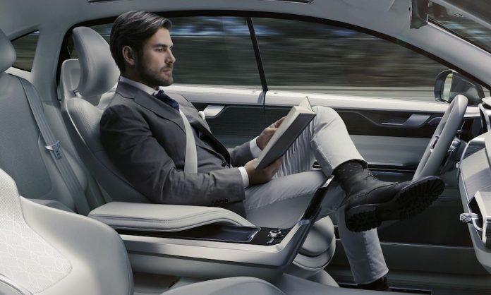 Auto guida autonoma