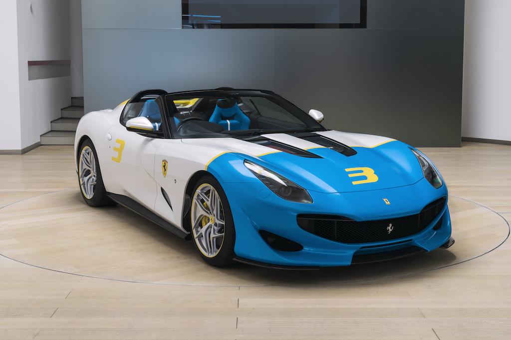 Ferrari: completato il fire-up della power unit sulla Rossa 2019