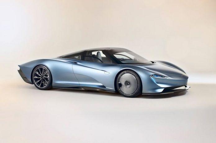 McLaren Speedtail 2019