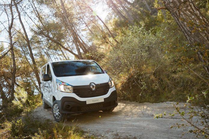 Renault Trafic X-Track 2019