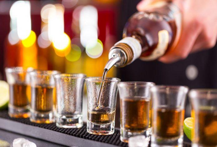 Ritiro patente per alcol