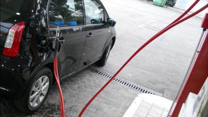Inquinamento auto a metano