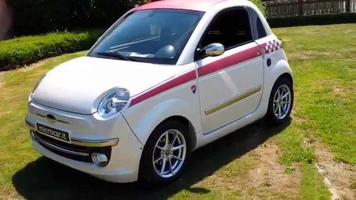Auto senza patente