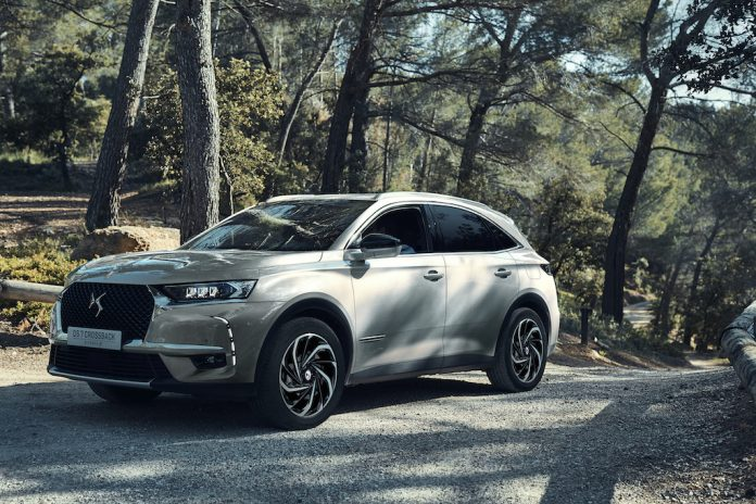 DS 7 Crossback E-Tense 4x4 2019