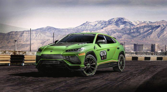 Lamborghini Urus ST-X Concept 2019
