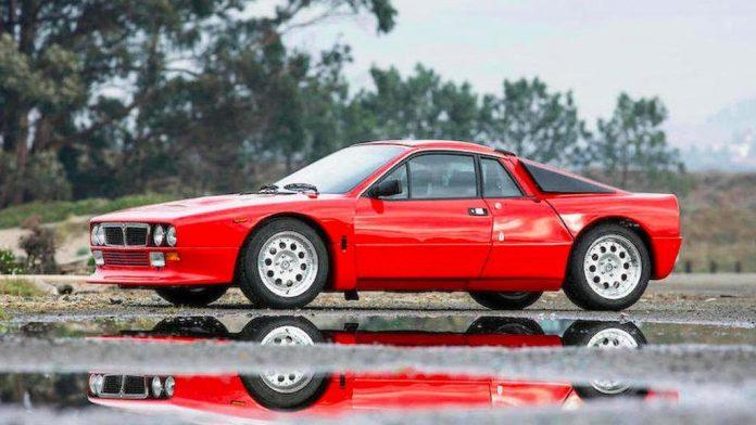 Lancia Abarth 037