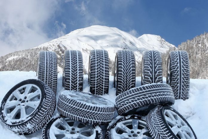 Velocità pneumatici invernali