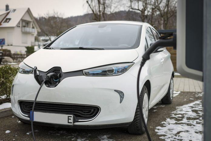 ricarica mobile per auto elettriche