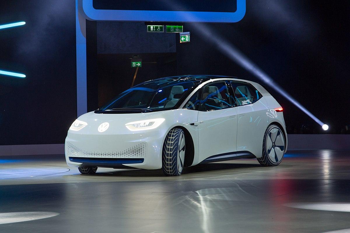 Volkswagen presenterà un maxi suv elettrico a 7 posti in Cina