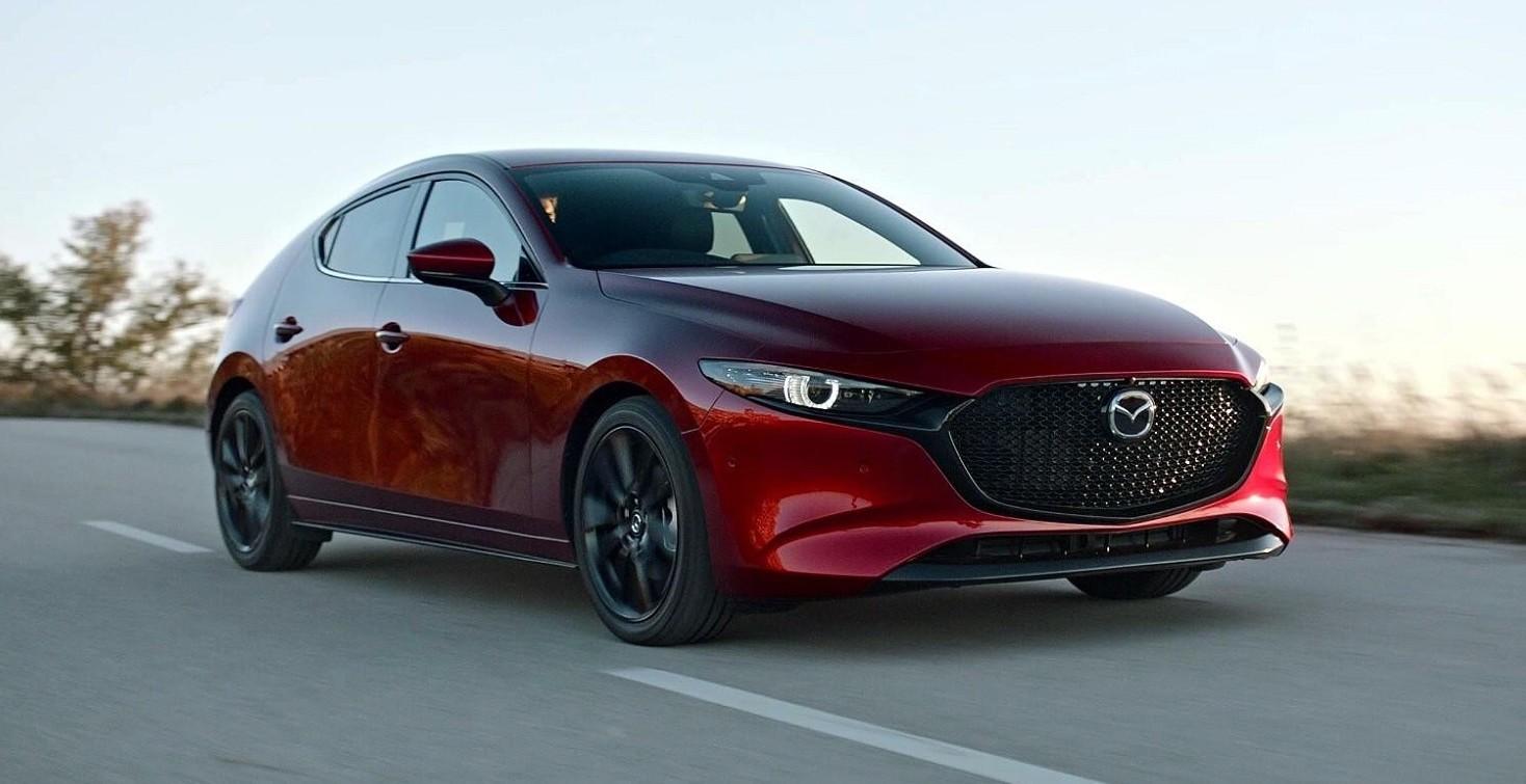 Mazda 3 disponibile anche con l'innovativo motore Skyactiv ...