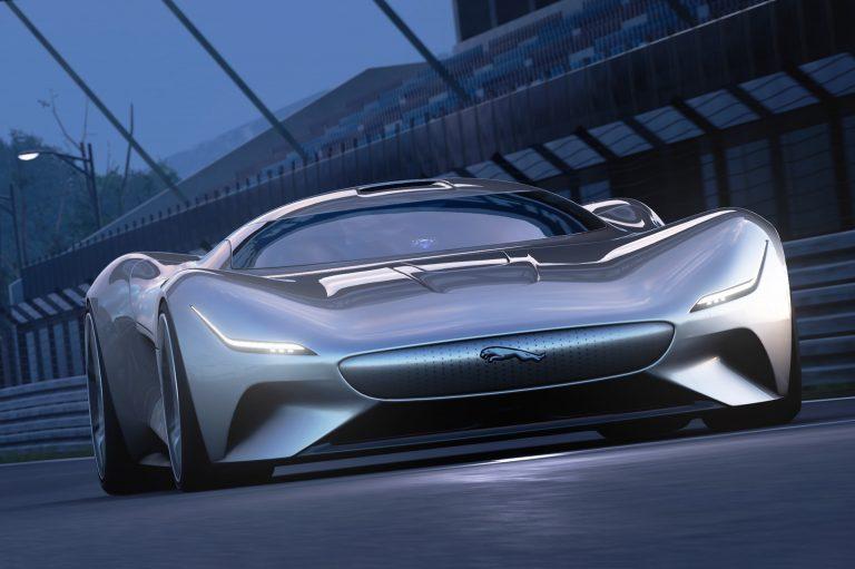 Jaguar Vision Gran Turismo Coupé, hypercar 100% elettrica con vetri a realtà aumentata