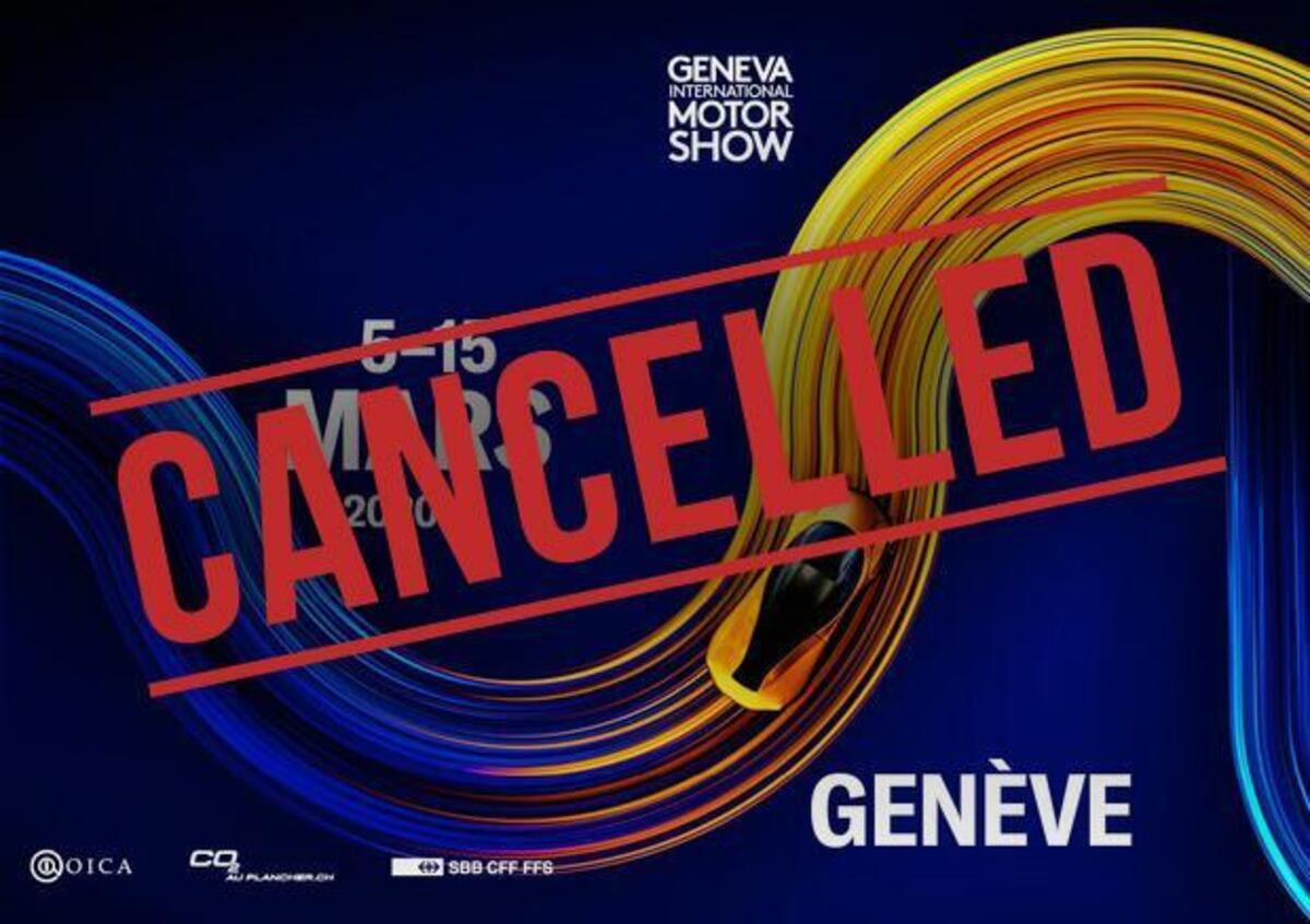 Coronavirus, cancellato il Salone dell'auto di Ginevra 2020