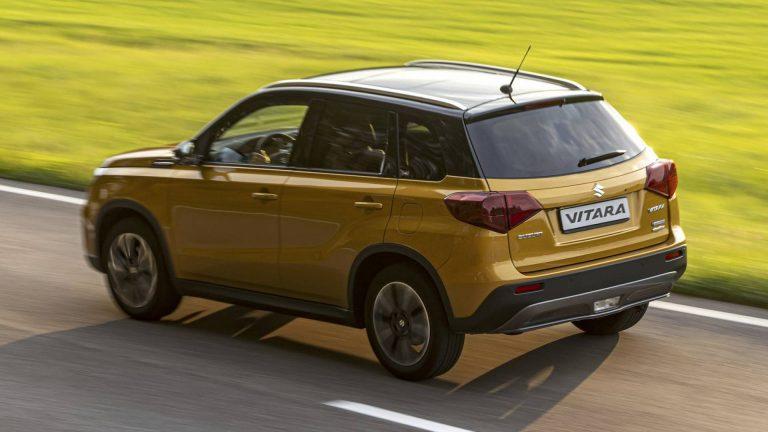 Suzuki Vitara Hybrid, nuovo suv 2020 dai bassi consumi