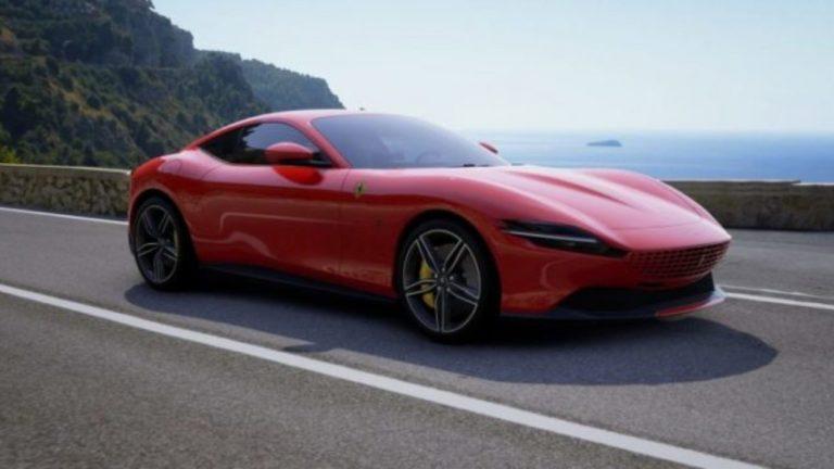 Ferrari Roma, prova su strada dalle coupé sportiva ed elegante