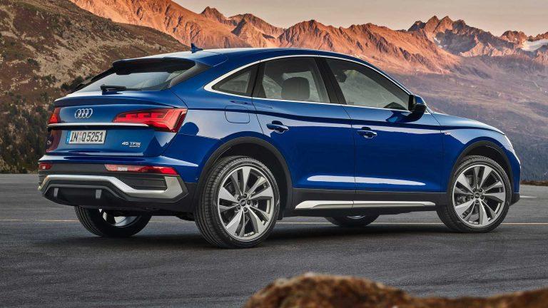 Audi Q5 Sportback 2020-2021: motori, interni e design del nuovo suv coupé
