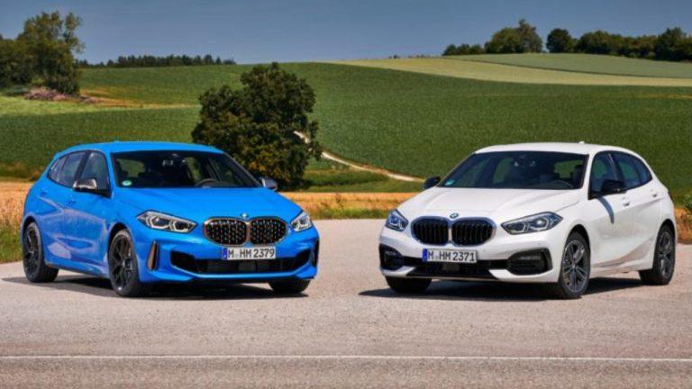 BMW Serie 1 2020-21: trazione anteriore, abitabilità e tanta tecnologia