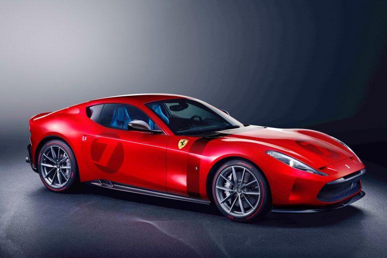 Ferrari Omologata, nuova coupé realizzata in un unico esemplare