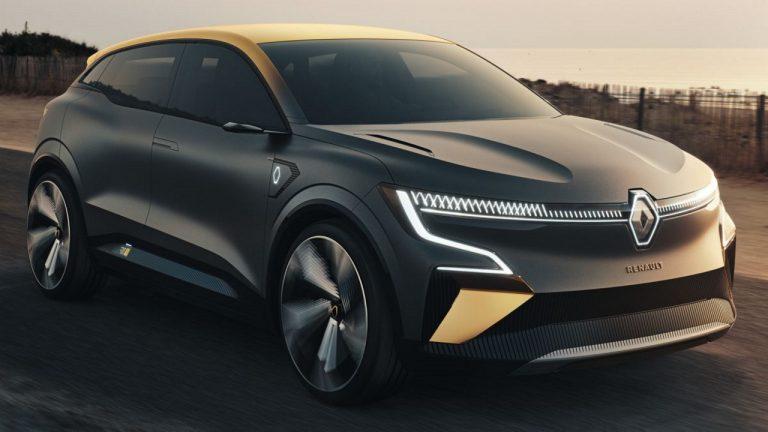 Renault Mégane elettrica 2021: nuovo crossover elettrico fino a 500 km di autonomia