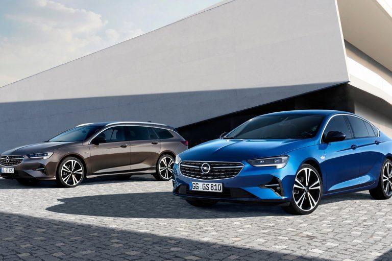 Opel Insignia 2021, restyling con nuovi motori, tecnologie e dettagli di stile