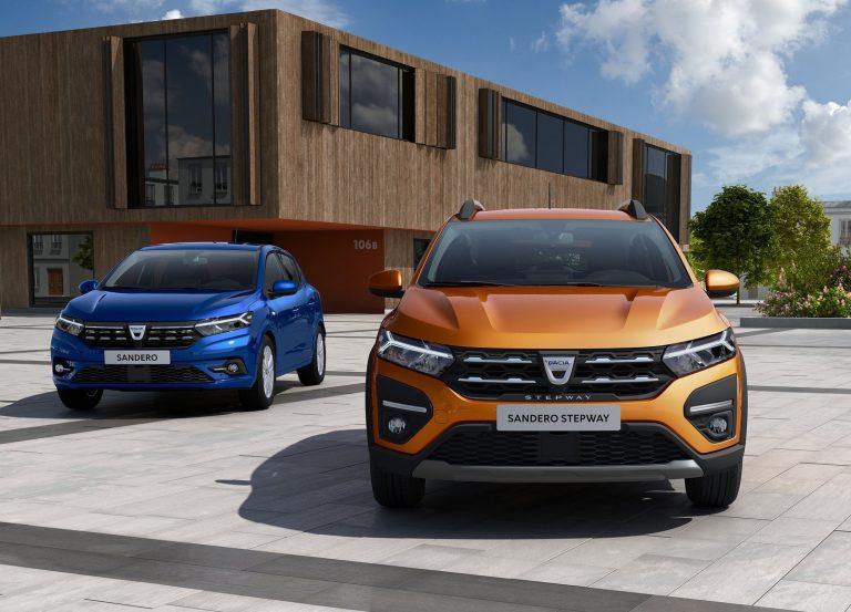 Dacia Sandero Streetway e Stepway 2021: cosa cambia rispetto alle versioni precedenti