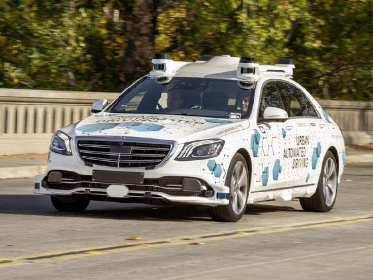 Mercedes: la casa si controlla dall'auto. Collaborazione con Bosch