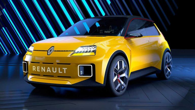 Renault 5 rinasce elettrico: ecco il prototipo 2021
