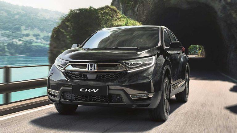 Honda CR-V 2021, ecco la versione ibrida e:PHEV del suv
