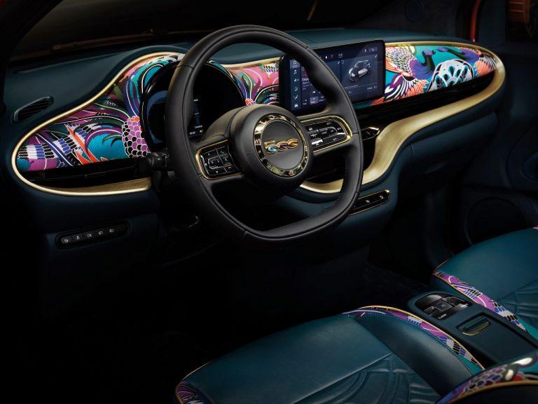 Fiat 500 elettrica, city car con 460 chilometri di autonomia