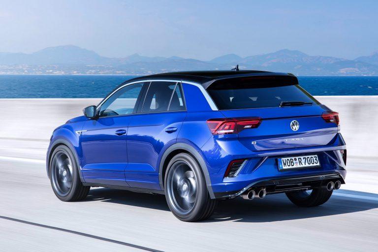 Nuovo Volkswagen T-Roc Sport: cosa cambia nella versione sportiva