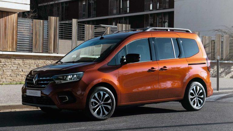 Renault Kangoo 2021, le 5 novità più importanti del multispazio